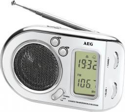 Radio AEG WE 4125 Białe (40907_B)