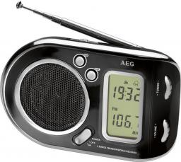 Radio AEG WE 4125 Czarne (40907_CZAR)