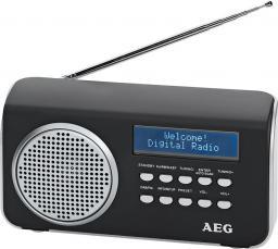 Radio AEG DAB 4130 Czarne