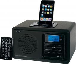 Radiobudzik AEG MR 4115 Czarny