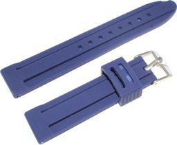 JVD Silikonowy pasek do zegarka 20 mm JVD R21609-20 uniwersalny