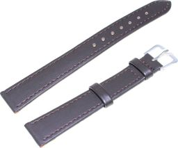 JVD Skórzany pasek do zegarka 16 mm JVD R17702-16P XL uniwersalny
