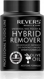 REVERS Revers hybrid remover zmywacz do paznokci