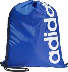 Adidas Worek na odzież i obuwie adidas LIN CORE GE1153 GE1153 niebieski