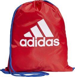 Adidas Worek na buty adidas Gym Sack czerwony FS8345