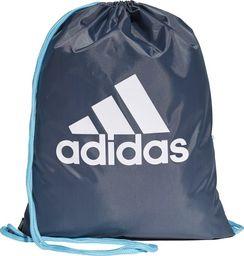 Adidas Worek adidas Gymsack GD5654 GD5654 niebieski