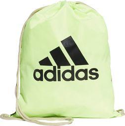 Adidas Worek adidas Gymsack GD5653 GD5653 zielony