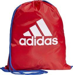 Adidas Worek adidas Gymsack FS8345 FS8345 czerwony