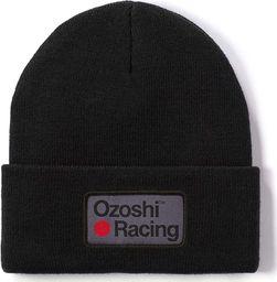 Ozoshi Czapka Ozsohi Heiko Cuffed Beanie czarna OWH20CFB004