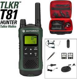 Krótkofalówka Motorola TLKR T81 HUNTER