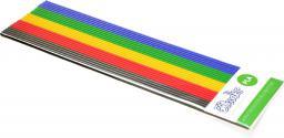3Doodler Filament PLA - Wkłady zapasowe do długopisu 3Doodler 25 sztuk, 5 kolorów (PL-MIX1)