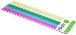 3Doodler Filament PLA - Wkłady zapasowe do długopisu 3Doodler 25 sztuk, 5 kolorów (PL-MIX3)