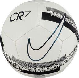 Nike Piłka Nike CR7 Skills CU8563 100 CU8563 100 biały 1