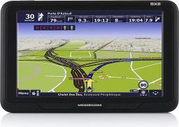 Nawigacja GPS MODECOM FreeWay SX2 Z AutoMapa PL Czarna (NAV-FREEWAYSX2-AM-PL)