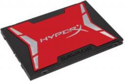 Dysk SSD HyperX Savage 120GB SATA3 (SHSS3B7A/120G)