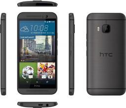 Smartfon HTC One M9 32 GB Szary  (99HADF125-00)