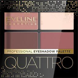 Eveline Eveline Quattro Cienie do powiek poczwórne nr 04 3.2g