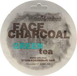 Cafe Mimi Face Charcoal maseczka węgiel bambusowy & zielona herbata 10ml