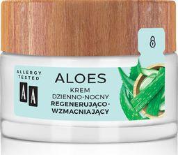 AA Aloes 100% Krem regenerująco wzmacniający