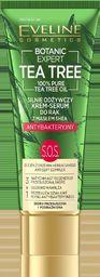 Eveline Eveline Botanic Expert Tea Tree Krem-serum do rąk antybakteryjny silnie odżywczy S.O.S. 40ml
