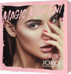 Joko Joko Zestaw prezentowy Magic Moment (cienie trio nr 303+lakier FYC nr 114+Mascara Pump Yor Lashes)