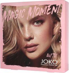 Joko Joko Zestaw prezentowy Magic Moment (cienie trio nr 304+lakier FYC nr 114+Mascara Pump Yor Lashes)