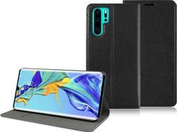 Alogy Etui na telefon Alogy portfel do Huawei P30 Pro Czarne uniwersalny