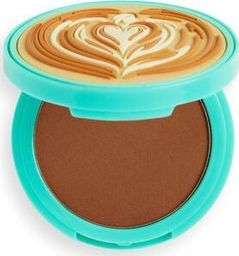 Makeup Revolution I Heart Revolution Tasty Coffee Bronzer do twarzy Mocha 1szt