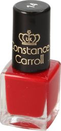 Constance Carroll Constance Carroll Lakier do paznokci z winylem nr 14 Red Berry 5ml - mini