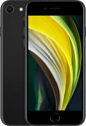 Smartfon Apple iPhone SE 2020 256 GB Dual SIM Czarny  (MHGW3PM/A)