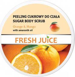 Fresh Juice Peeling cukrowy do ciała Orange & Mango 225ml