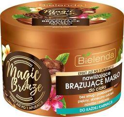 Bielenda Bielenda Magic Bronze Nawilżające Brązujące Masło do ciała - każda karnacja 200ml