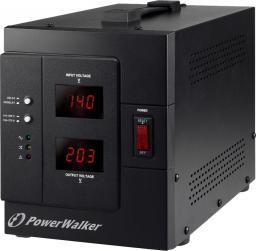 PowerWalker Stabilizator napięcia AVR 1500VA SIV FR