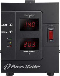PowerWalker Stabilizator napięcia AVR 2000VA SIV FR