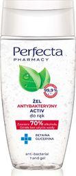 Perfecta Perfecta Pharmacy Żel antybakteryjny do rąk Activ 150ml