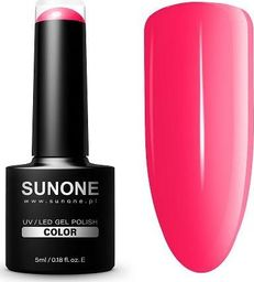 Sunone SUNONE_UV/LED Gel Polish Color lakier hybrydowy C02 Crista 5ml