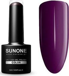 Sunone SUNONE_UV/LED Gel Polish Color lakier hybrydowy F09 Fay 5ml