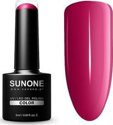 Sunone SUNONE_UV/LED Gel Polish Color lakier hybrydowy R19 Roxy 5ml