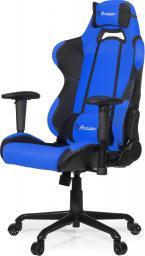 Fotel Arozzi Torretta XL Niebiesko-czarny (TORRETTA-XLF-BL)