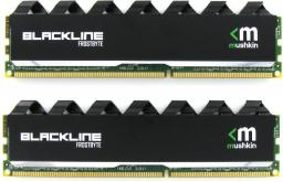 Pamięć Mushkin Blackline, DDR3, 8 GB, 2133MHz, CL10 (997164F)