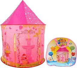Jokomisiada Różowy namiot Pałac domek dla dziewczynki ZA1226
