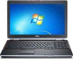 Laptop Dell Laptop Dell Latitude E6520 i5 - 2 generacji / 4 GB / 250 GB HDD / 15,6 HD+ / Klasa A uniwersalny