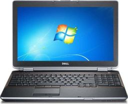 Laptop Dell Laptop Dell Latitude E6520 i5 - 2 generacji / 8 GB / 250 GB HDD / 15,6 HD+ / Klasa A uniwersalny