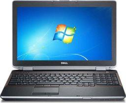 Laptop Dell Laptop Dell Latitude E6520 i5 - 2 generacji / 8 GB / 120 GB SSD / 15,6 HD+ / Klasa A uniwersalny