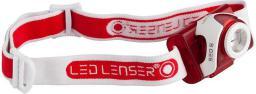 Ledlenser Latarka czołowa LED Seo 5 Red (6006)