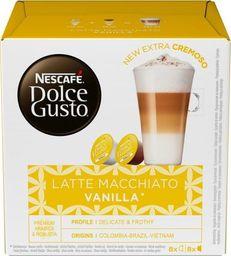 Nescafe NESCAFE DOLCE GUSTO Latte Macchiato Vanilla 16 kap