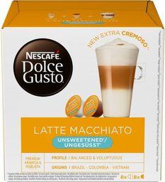 Nescafe NESCAFE DOLCE GUSTO Latte Macchiato Unsweetened 16