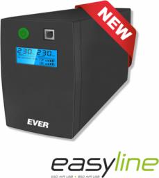 UPS Ever Easyline 850AVR USB (T/EASYTO-000K85/00)