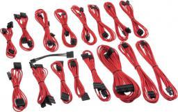 CableMod Zestaw okablowania modularnego C-Series AXi, HXi, TX/CX/CS-M & RM, Czerwony (CM-CSI-FKIT-KR)