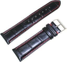 Tekla Skórzany pasek do zegarka Tekla 22 mm K12.22 uniwersalny